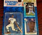 Starting Lineup 1993 Figure and Card Gary Sheffield San Diego Padres MLB