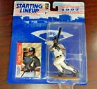 Starting Lineup 1997 Figure and Card Frank Thomas White Sox MLB