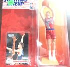 Starting Lineup New 1994 NBA Shawn Bradley figurine and card