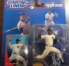 Starting Lineup 1998 MLB Mariano Rivera Figurine and Card