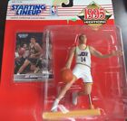 Starting Lineup New 1995 NBA Jeff Hornacek figurine and card