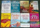LOT 8 Christina Dodd HC ONE KISS FROM YOU SCANDALOUS AGAIN LOST IN YOUR ARMS