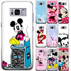 Mickey  Minnie Mouse Disney Pattern Phone Case Cover For Samsung Galaxy Series