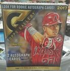 RARE! New 2017 Topps Gallery HOBBY BOX, 2 Autos!! Factory Sealed, SOLD OUT!!!