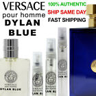 VERSACE Pour Homme Dylan Blue EDT 3ml 5ml 10ml 30ml Men's Decant Spray Bottle