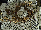 Rusty Stars Pip Berry Twig Candlering Wreath Primitive Vintage Country Home