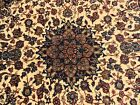 Semi Antique Genuine Isfahan Seirafian Persian Rug Mint Very Rare