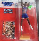 Starting Lineup New 1996 NBA Patrick Ewing Figure and card