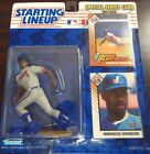 Starting Lineup 1993 MLB Marquis Grissom Figure and cards