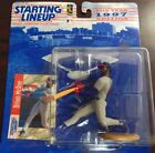 Starting Lineup 1997 MLB Brian McRae Figure and Card