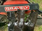 Set of 3 60 Gator Blades for Gravely ZT60HD 260 XDZ ProTurn ProMaster mowers