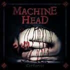 2018 MACHINE HEAD Catharsis  JAPAN CD + BONUS LIVE CD + DVD EDITION