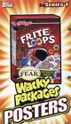 Wacky Packages Series 1 Posters Card Box
