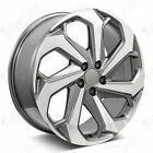 20 Touring Style Gunmetal Wheels Fits Honda Accord Coupe Sedan 5 Lug Civic