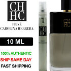 Carolina Herrera CH Men Prive EDT 10ml Decant Bottle Spray - 100% Authentic