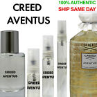 Creed AVENTUS 4218B11 3ml 5ml 10ml 33ml Authentic Ship Same Day - Free Shipping