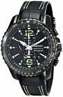 Brand New Seiko SNAE97 Mens Sportura Aviator Chronograph Watch