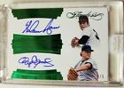 2017 Flawless NOLAN RYAN ROGER CLEMENS Dual Auto #3 3 Encased SP