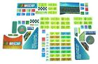 NASCAR Pinball Machine Game Decal Set for sale #802-5000-86 by STERN - NOS -