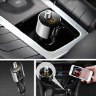 Auto Bluetooth Kit FM-Transmitter Wireless-Radio-Adapter USB-Ladegerät MP3-Playe