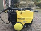 KARCHER K 855 HS HOT COLD PRESSURE WASHER - SPARES OR REPAIR