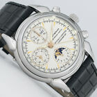 ETERNA 1948 MONDPHASEN CHRONOGRAPH VOLLKALENDER CHRONOMETER UHR 8515.41.10.1237