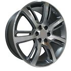 Set of 4 Wheels 22 inch Gunmetal Rims fits  6x139.7 ET31 CB78.1
