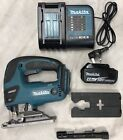 Makita DJV180 18V LXT Cordless Jigsaw Li ion 4.0 Ah Battery Set Tool