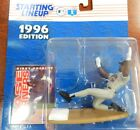 Starting Lineup 1996 MLB Kirby Puckett figure and card