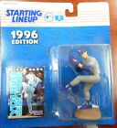 Starting Lineup 1996 MLB Hideo Nomo figure and card