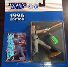 Starting Lineup 1996 MLB Jeff Manto Figurine and card