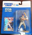 Starting Lineup 1996 MLB Rico Brogna Figurine and card