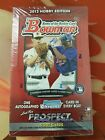 2013 BOWMAN BASEBALL HOBBY BOX Factory Sealed Autographed Cards, Bowman Chrome