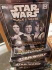 2018 TOPPS STAR WARS A NEW HOPE BLACK & WHITE HOBBY Sealed Box Free Shipping