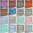 King Mandala Tapestry Indian Wall Hanging Decor Bohemian Hippie Bedspread Throw