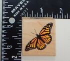 Stampabilities Monarch Butterfly Rubber Stamp C1016