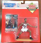 Starting Lineup New 1995 NBA Scottie Pippen figurine and card