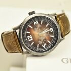 NEW Watch Men GUESS W10548G1 Montre ALTITUDE Brown Chronograph