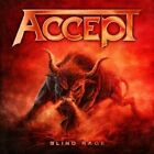 ACCEPT Blind Rage + 1 JAPAN CD + BLU-RAY Wolf Hoffmann Don Dokken TT Quick