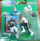 Starting Lineup 1998 NFL Raymont Harris figurine and card