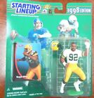 Starting Lineup 1998 NFL Reggie White figurine and card