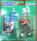 Starting Lineup 1998 NFL Trent Dilfer figurine and card