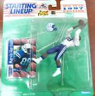 Starting Lineup 1997 NFL Marvin Harrison figurine and card