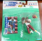 Starting Lineup 1997 NFL Michael Westbrook figurine and card