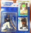 Starting Lineup 1993 MLB Shane Mack Figure and cards