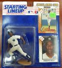 Starting Lineup 1993 MLB Roberto Kelly Figure and cards