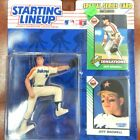 Starting Lineup 1993 MLB Jeff Bagwell Figure and cards