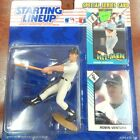 Starting Lineup 1993 MLB Robin Ventura Figure and cards