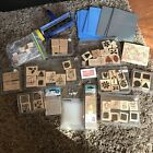 Scrapbooking Lot Frisker Embossing Cuttlebug Die Stampin Up Stamps Sizzix