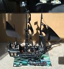 LEGO 4184 The Black Pearl 100 Complete w Minifigs  Instructions No Box